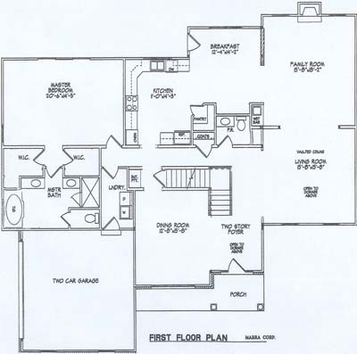 Home models marra homes for 10 x 15 bedroom layout